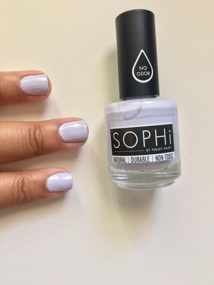 Sophi Nail Polish – Review – Nurturing Beauty